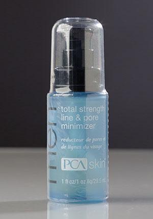total strength line & pore minimizer