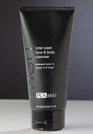 total face & body cleanser